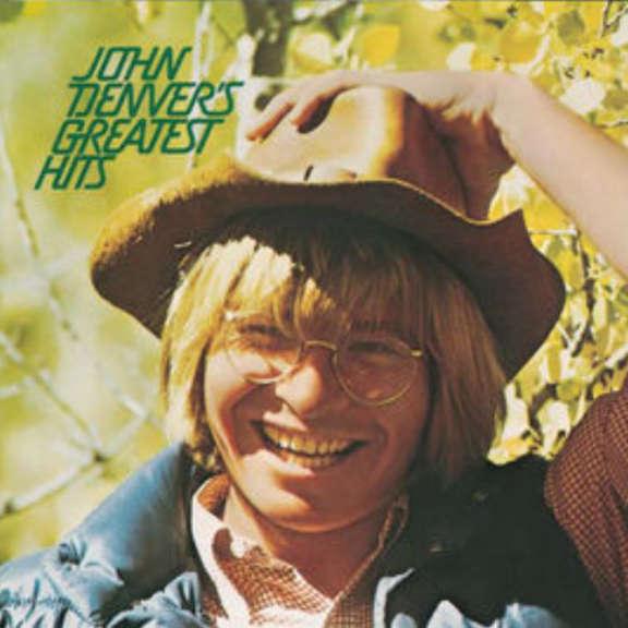 John Denver Greatest Hits LP 2019