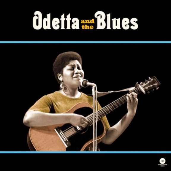 Odetta Odetta and the Blues LP 2019