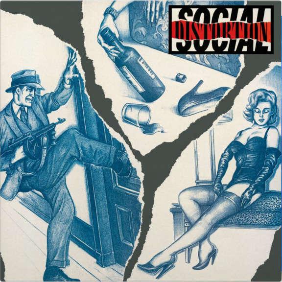Social Distortion Social Distortion LP 2018