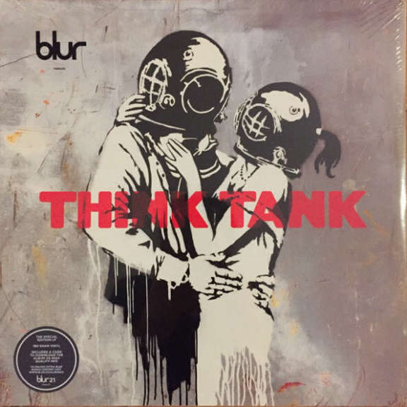 Blur Think Tank LP 2012