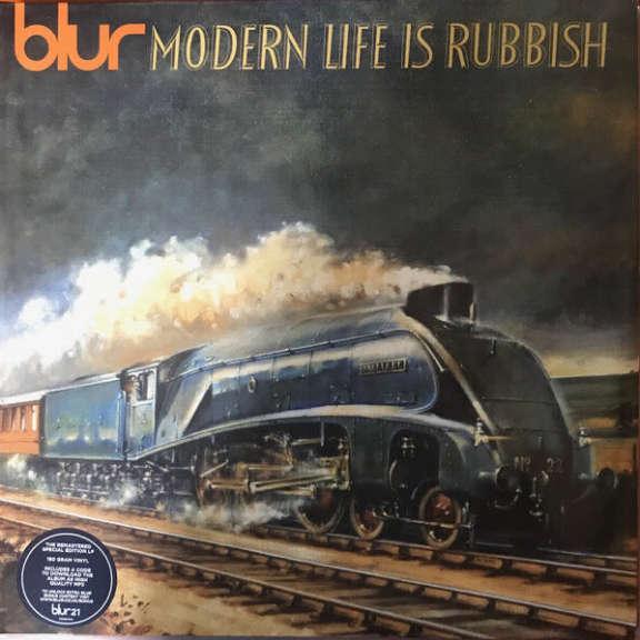 Blur Modern Life Is Rubbish LP 2012