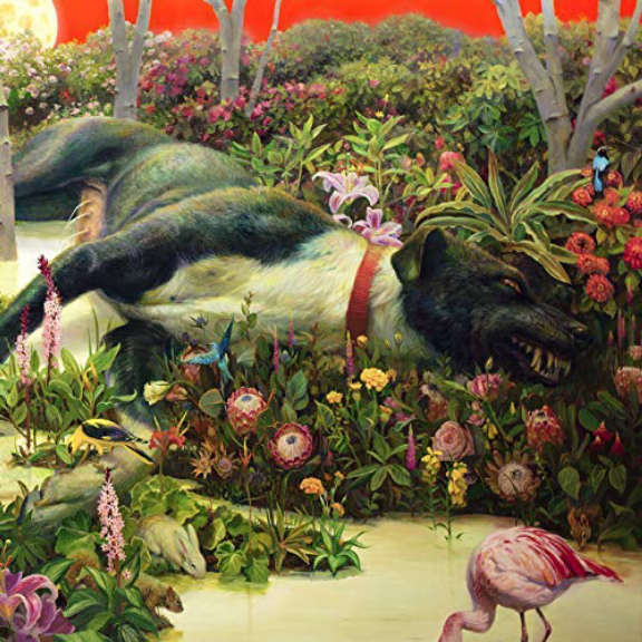 Rival Sons Feral Roots LP 2019