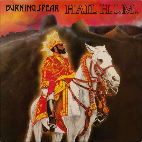 Burning Spear Hail H.I.M. LP 2019
