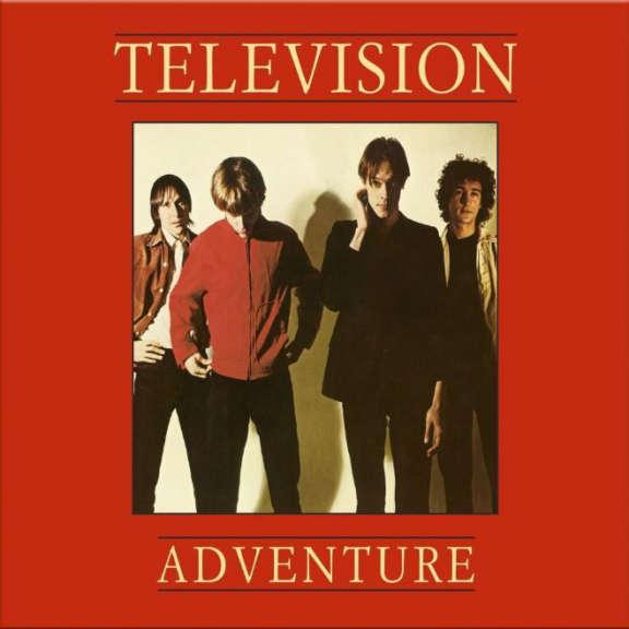 Television Adventure (Coloured) LP 2019