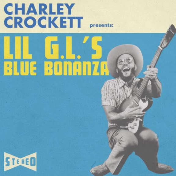 Charley Crockett Little G.I.'s Blue Bonanza LP 2019