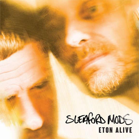 Sleaford Mods Eton Alive LP 2019