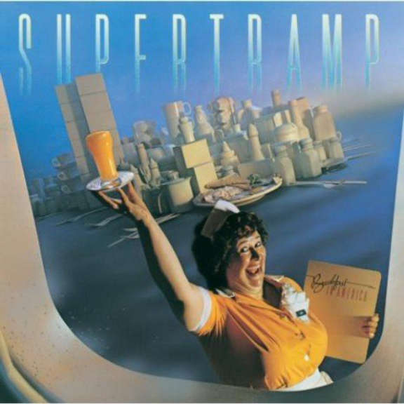 Supertramp Breakfast in America (Picture Disc) LP 2018