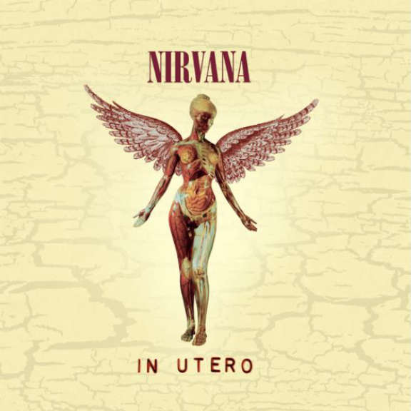 Nirvana In Utero LP 2018