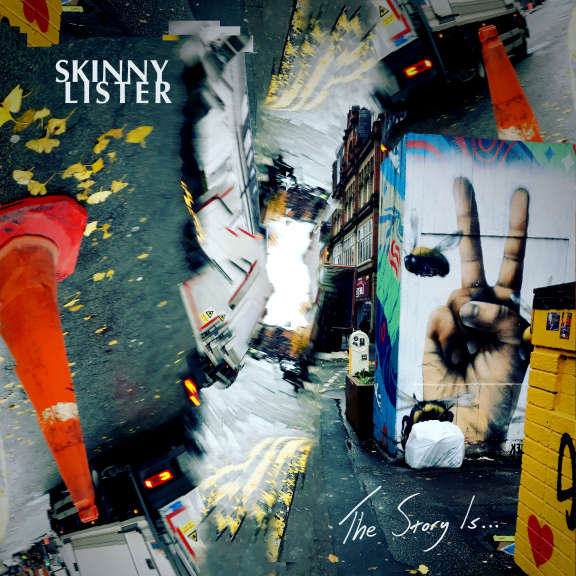 Skinny Lister The Story Is... LP 2019