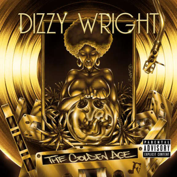 Dizzy Wright The Golden Age LP 2018