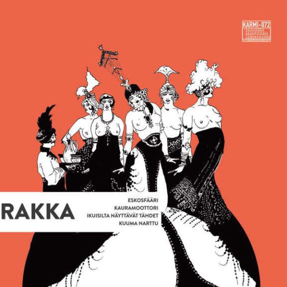 Rakka / Black Motor Rakka / Black Motor LP 2017