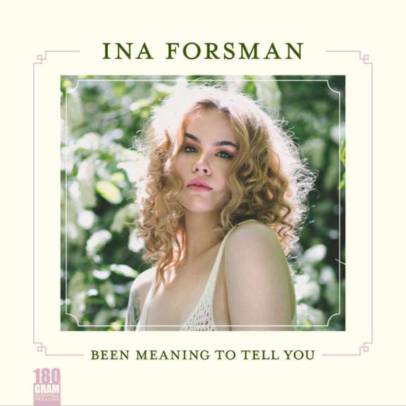 Ina Forsman Been Meaning to Tell You LP 2019