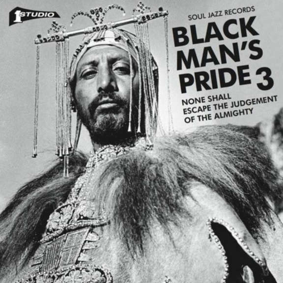 Various Black Man's Pride Vol. 3: None Shall Escape the Judgement of the Almighty LP 2019