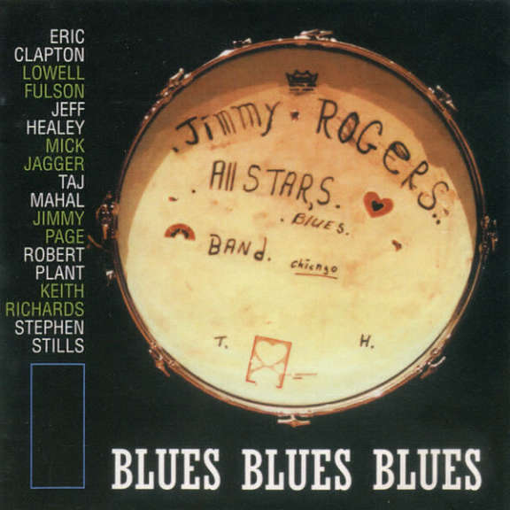 Jimmy Rogers All-Stars Blues Blues Blues LP 2019