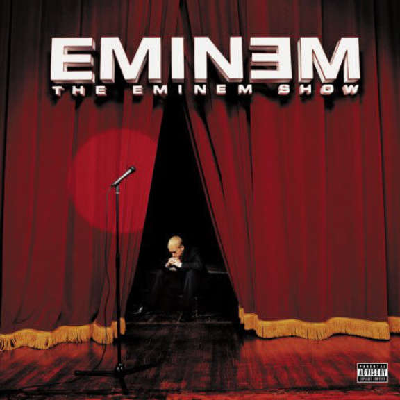 Eminem The Eminem Show LP 0