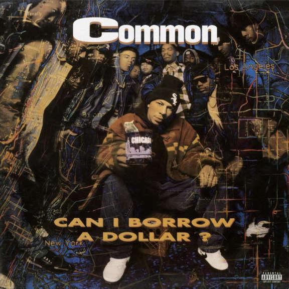 Common Can I Borrow a Dollar? LP 2019