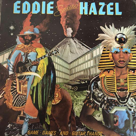 Eddie Hazel Game, Dames And Guitar Thangs LP 1977