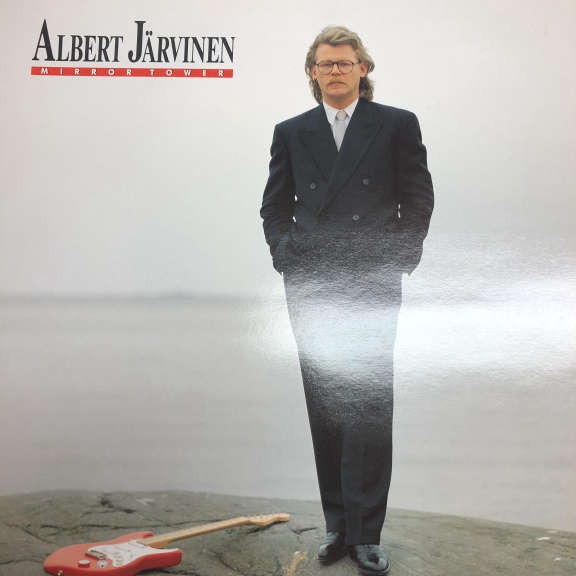Albert Järvinen Mirror Tower LP 1991