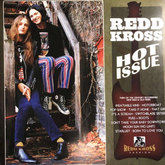 Redd Kross Hot Issue LP 0