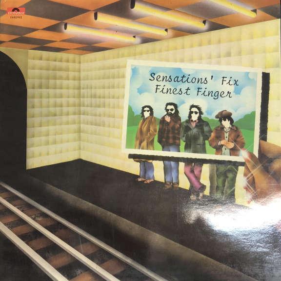 Sensations' Fix Finest Finger LP 1976