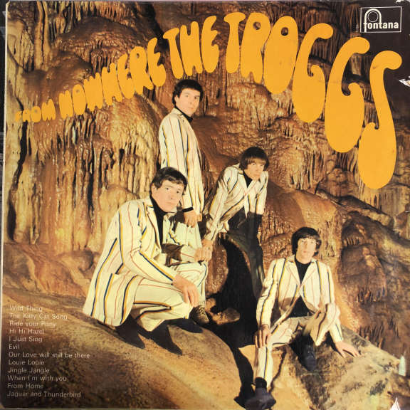 The Troggs From Nowhere LP 1966