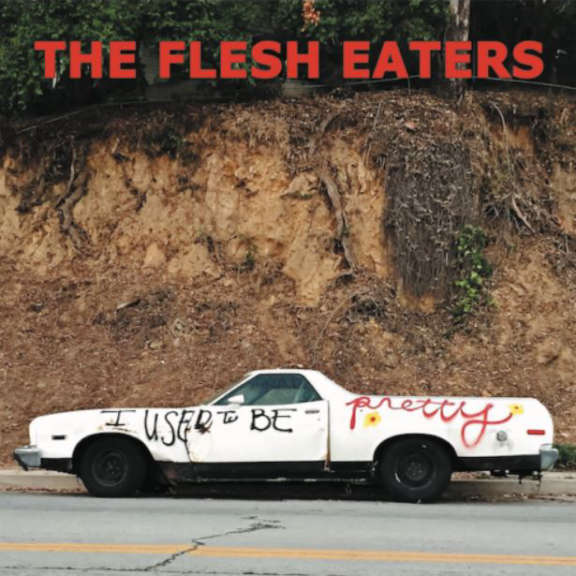 Flesh Eaters I Used To Be Pretty LP 2019