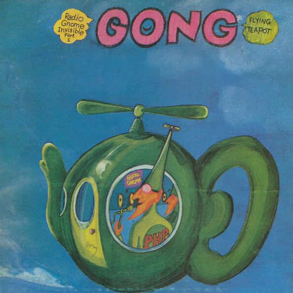 Gong Flying Teapot LP 2019