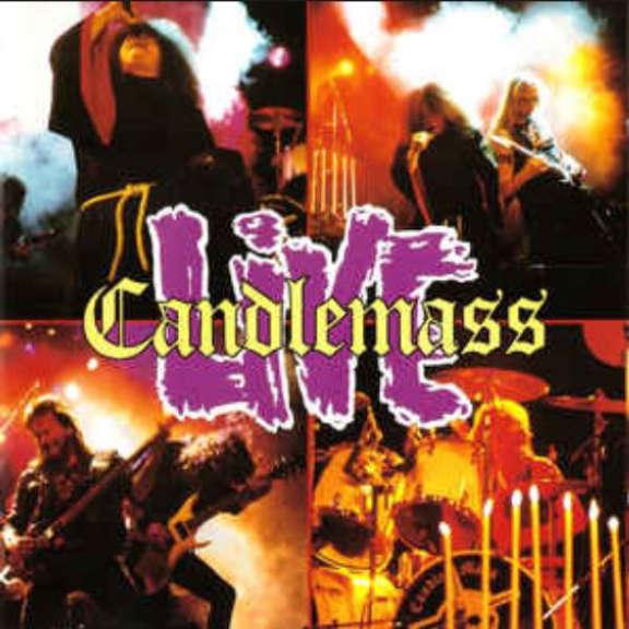 Candlemass Candlemass Live LP 2019