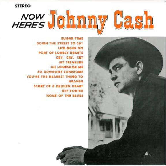 Johnny Cash Now here's Johnny Cash! LP 2019
