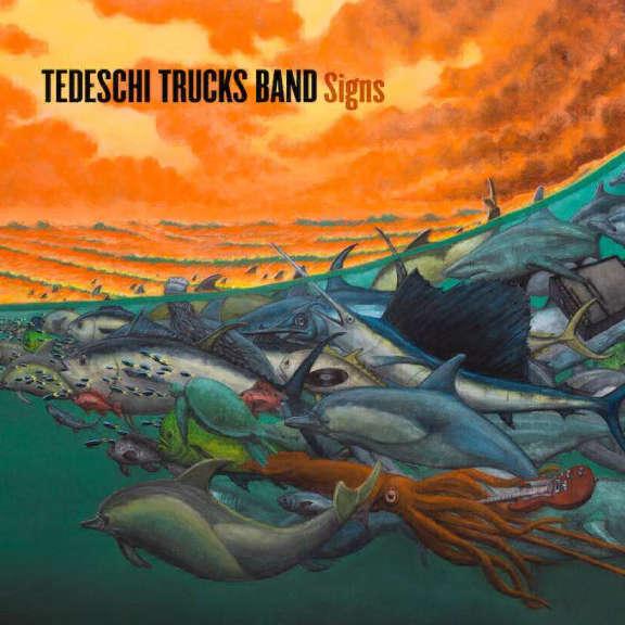 Tedeschi Trucks Band Signs LP 2019