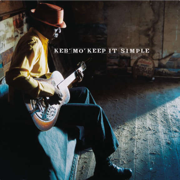 Keb' Mo' Keep it Simple (Coloured) LP 2019