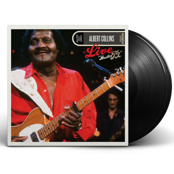 Albert Collins Live from Austin TX LP 2019