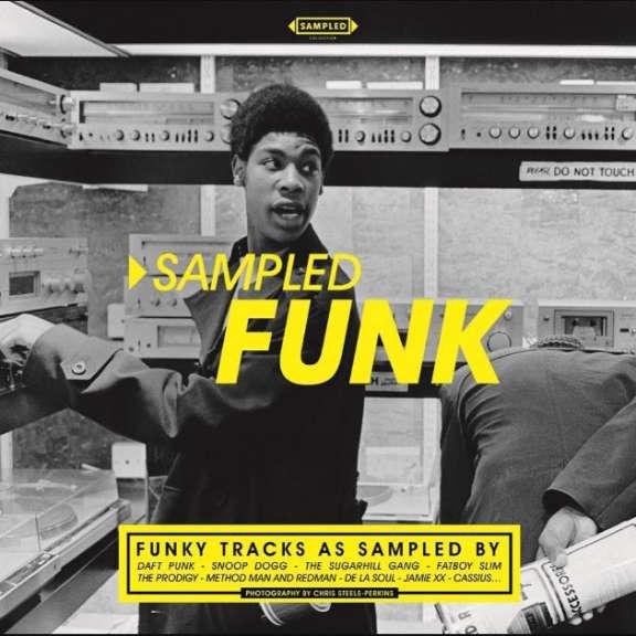 Various Sampled Funk LP 2019