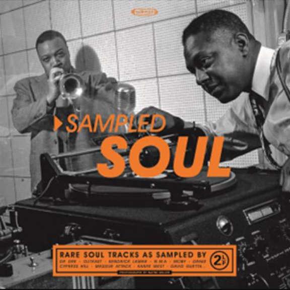 Various Sampled Soul LP 2019