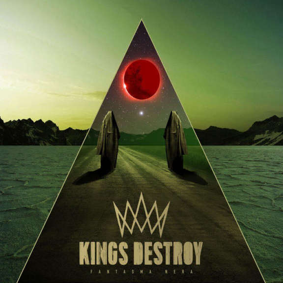 Kings Destroy Fantasma Nera LP 2019