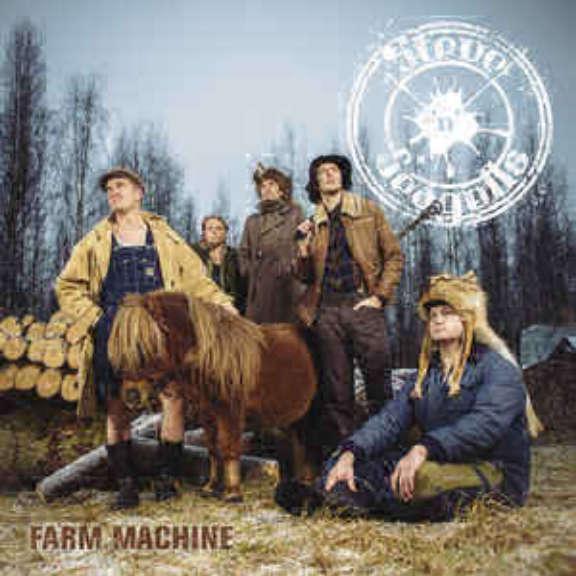 Steve 'N' Seagulls Farm Machine LP 2015