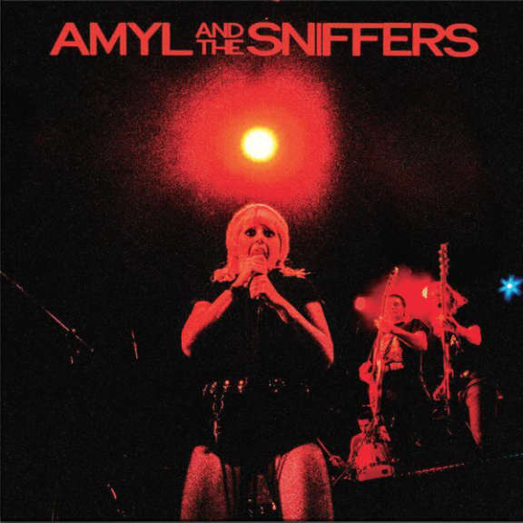 Amyl And the Sniffers Big Attraction & Giddy Up LP 2018