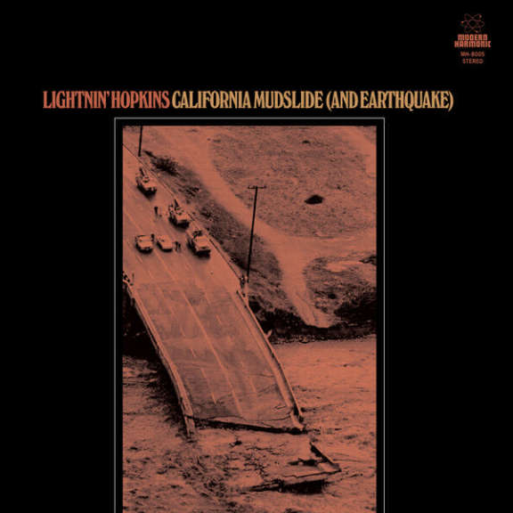 Lightnin´ Hopkins California Mudslide (And Earthquake) LP 2019