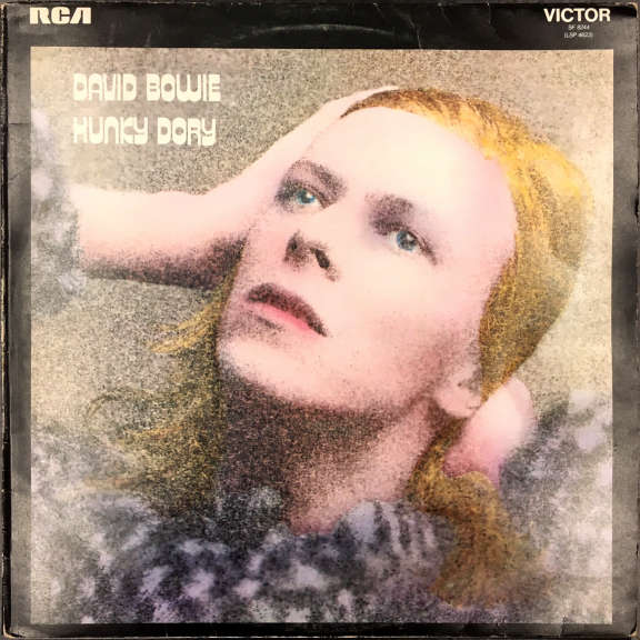 David Bowie Hunky Dory LP 1971