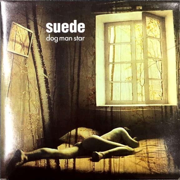 Suede Dog Man Star LP 1994