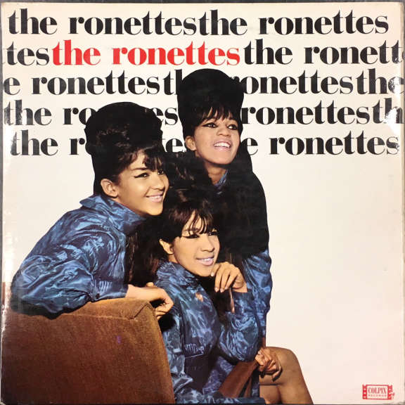 Ronettes He Ronettes Featuring Veronica LP 1965