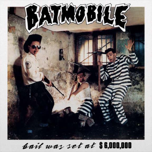 Batmobile Bail was Set at $6,000,000 LP 2019