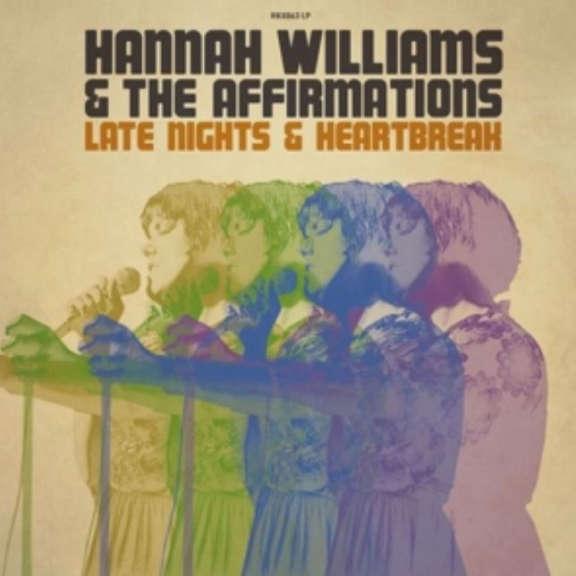Hannah Williams & The Affirmations Late Nights & Heartbreak LP 2016
