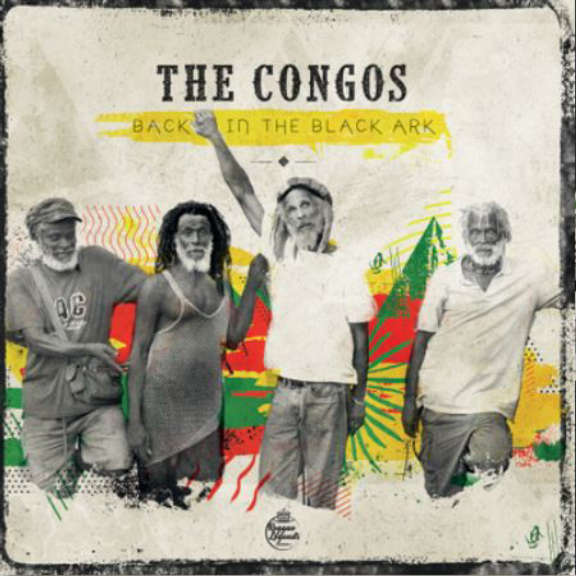 Congos Back in the Black Ark LP 2019