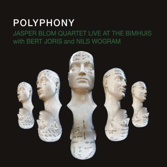 Jasper Blom Quartet Polyphony LP 2019