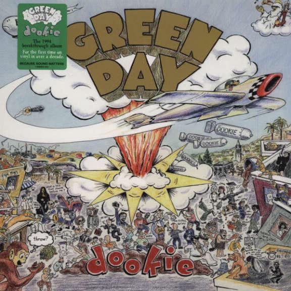 Green day Dookie LP 0