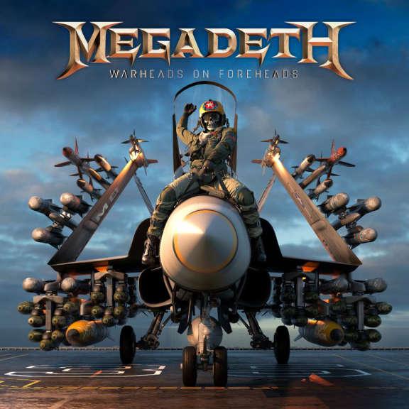 Megadeth Warheads on Foreheads LP 2019