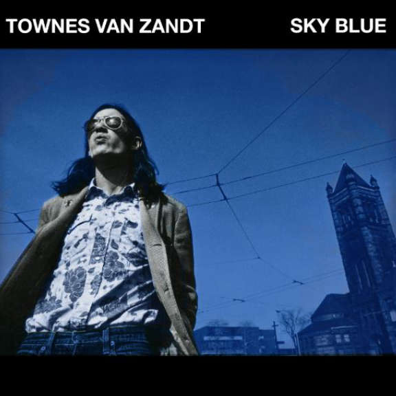 Townes van Zandt Sky Blue LP 2019