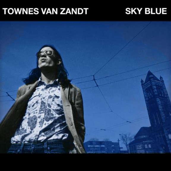 Townes van Zandt Sky Blue (Coloured) LP 2019