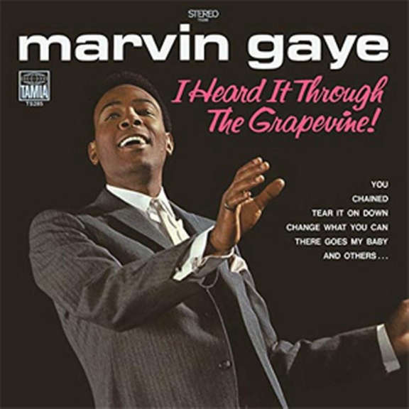 Marvin Gaye I Heard it through the Grapevine (50th Anniversary Edition) LP 2019